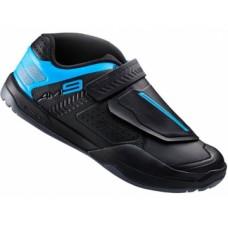 topánky Shimano AM9 čierne