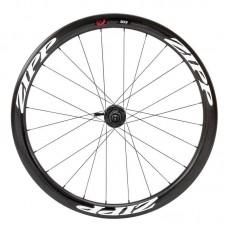 Napl. koleso ZIPP 303 Firecrest plášťové zadné24 drátov , čierne, biely polep, SRAM