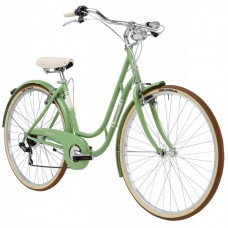 bicykel dámsky Adriatica DANISH NEXUS zelený